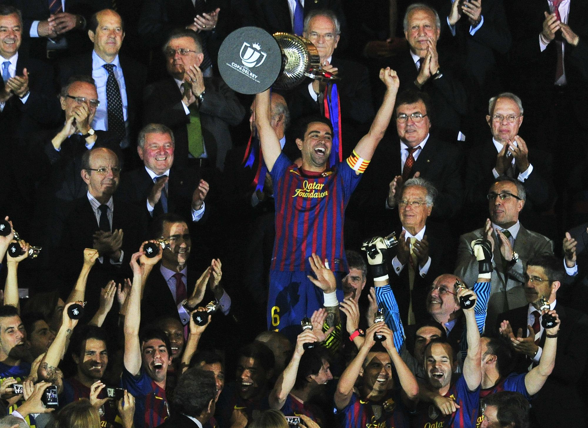 La prensa brinda la Copa a Guardiola