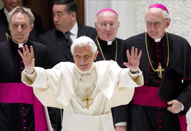 El Papa envía una ayuda de 100.000 euros para los afectados del seísmo en Italia