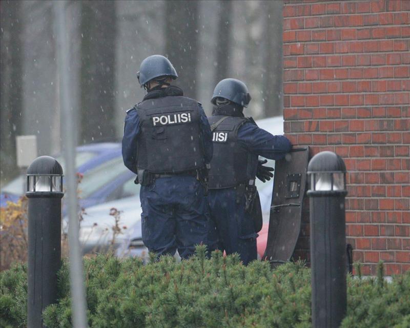 Una muerta y ocho heridos en un tiroteo en Finlandia perpetrado por un joven