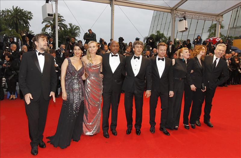El Festival de Cannes desvela hoy los premios de su 65 edición