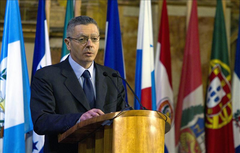 Gallardón: la investigación de Bankia se llevará al Parlamento «en el momento oportuno»