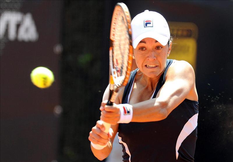 Silvia Soler, baja en Roland Garros y dos meses de recuperación