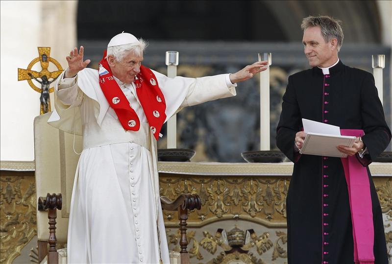 El papa hace un llamamiento a la unidad y a la comprensión entre las personas