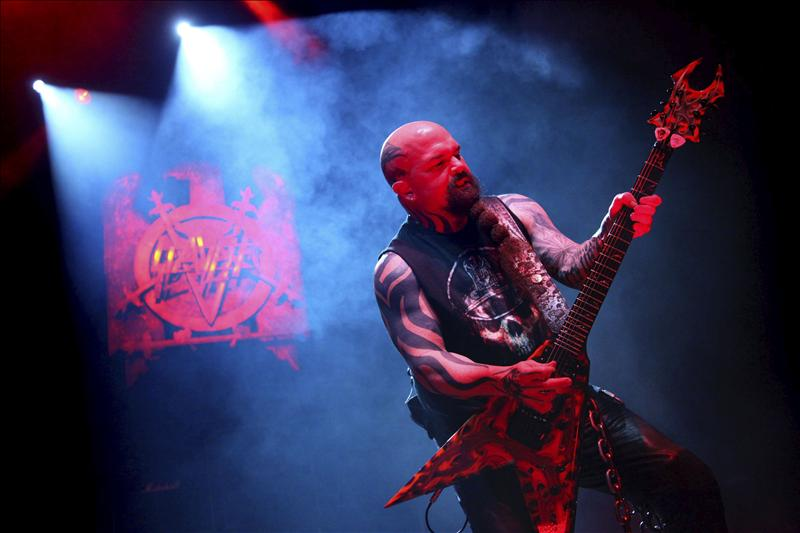 Los veteranos del «thrash» vencen en el cierre del Sonisphere