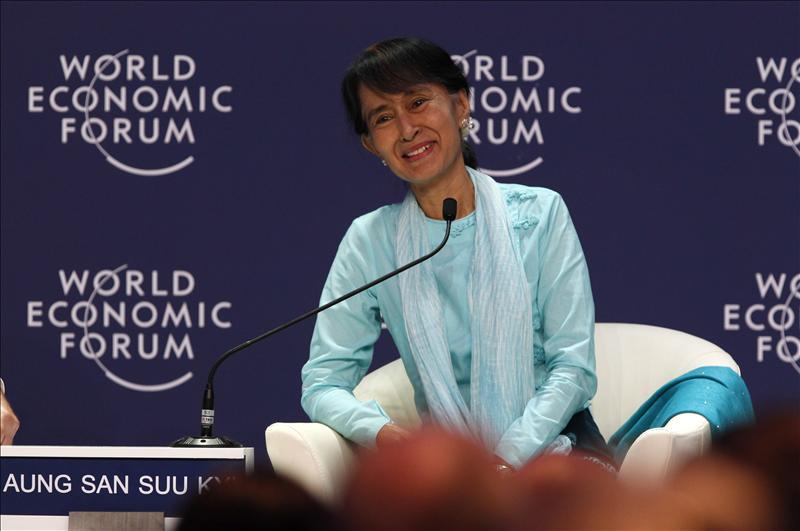 La opositora birmana Suu Kyi insiste en una reforma judicial en su país