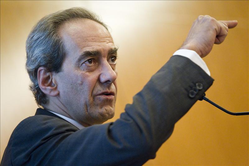 González-Páramo, el candidato de Draghi