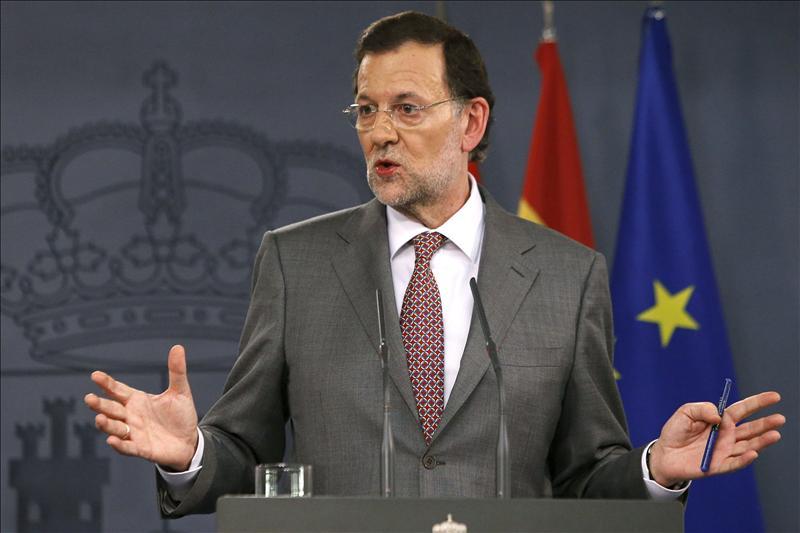 """Rajoy a De Guindos: """"Aguanta, somos la cuarta potencia de Europa. España no es Uganda"""""""