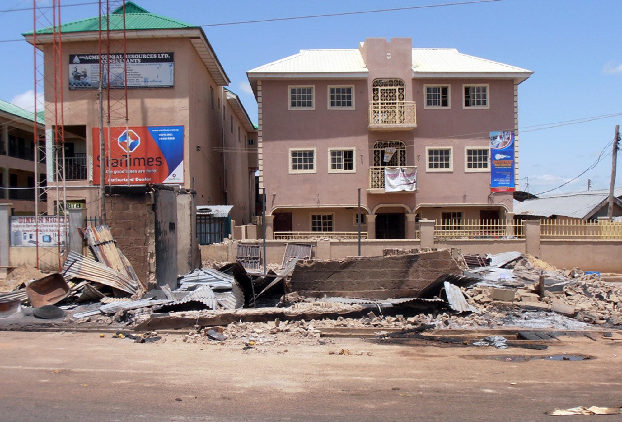 Boko Haram amenaza a los cristianos con que abrazan el islam o morirán en los atentados contra iglesias en Nigeria