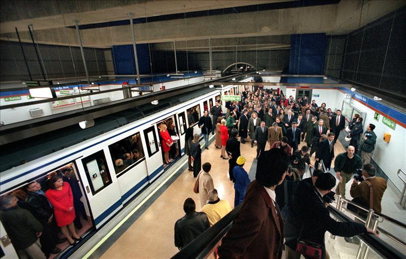 Metro de Madrid anuncia una huelga el 27 y 29 de junio sin servicios mínimos