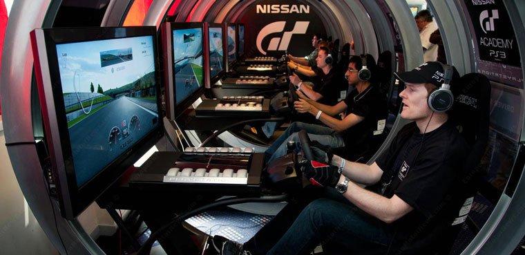 Llega el momento decisivo de GT Academy 2012: la gran final española