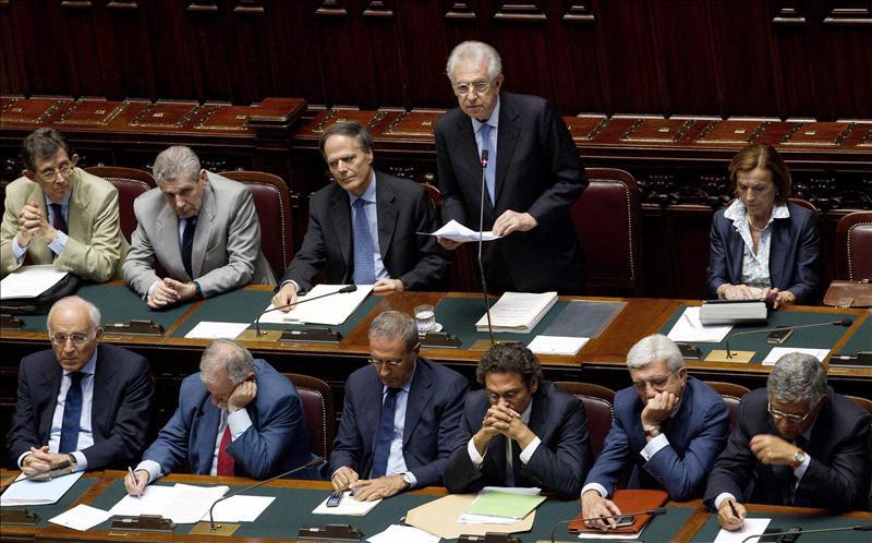 Italia reduce a la mitad el número de provincias para no subir el IVA