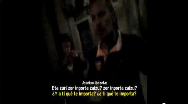 Dimite el secretario del alcalde de San Sebastián que amenazó de muerte a unos aficionados de la Roja