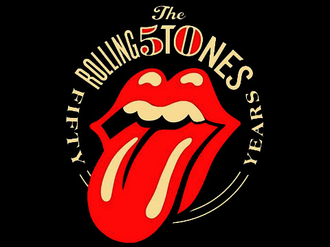 La historia del famoso logo de la lengua fuera de los Rolling Stones