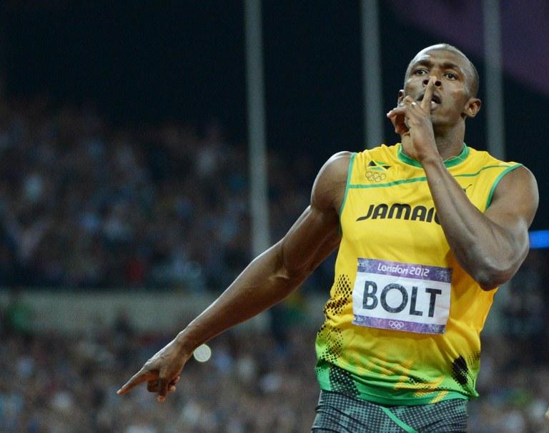 Usain Bolt, eterno en 71 zancadas