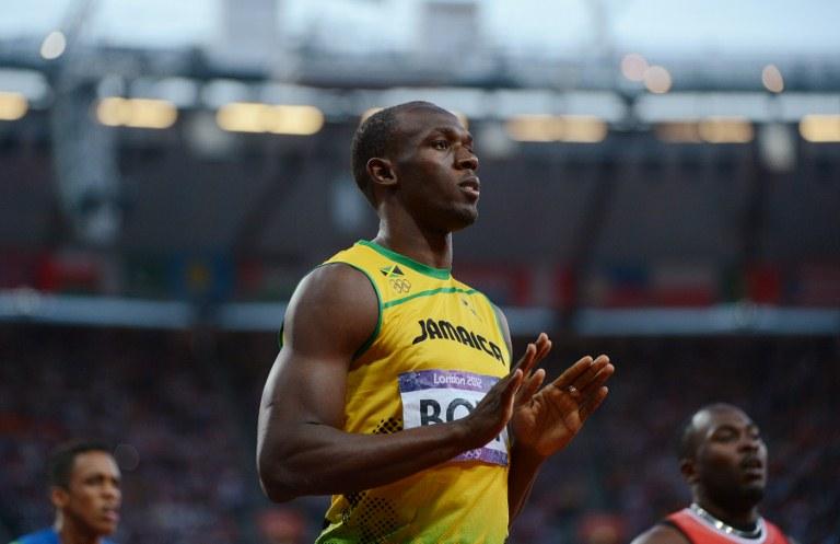 Usain Bolt es el rey de la velocidad