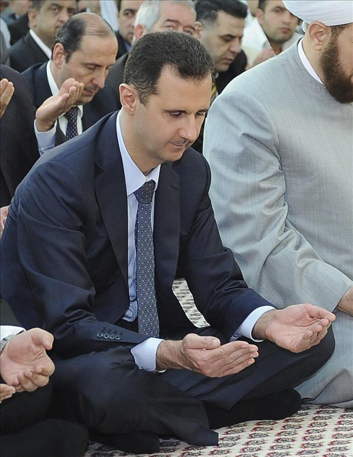 El servicio secreto británico ayuda de forma encubierta a los rebeldes sirios