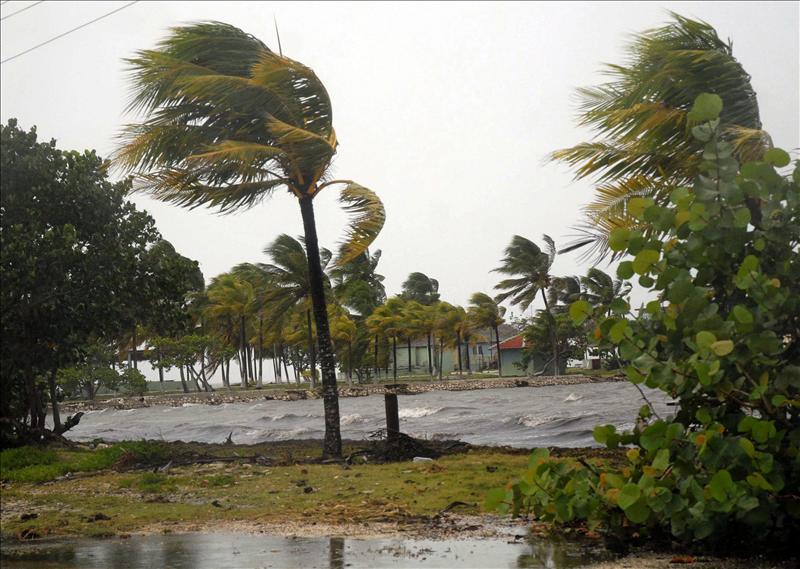 Las fuertes lluvias complican el despliegue de la ayuda en Haití
