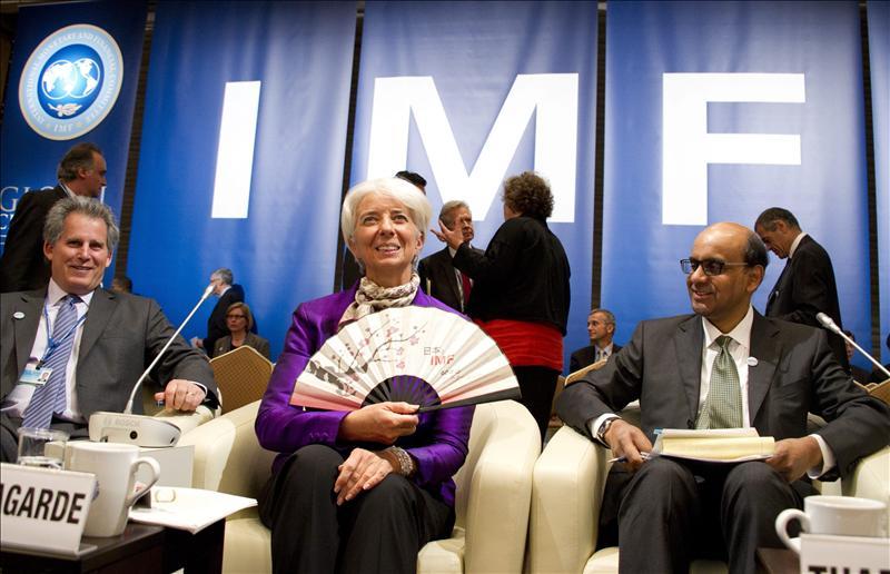 Lagarde ve necesario calibrar el tipo y el ritmo de los ajustes fiscales a cada país