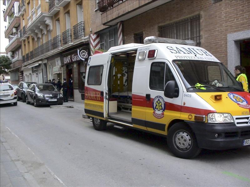 ¿Qué es una UVI móvil? ¿En qué se diferencia de una ambulancia convencional?