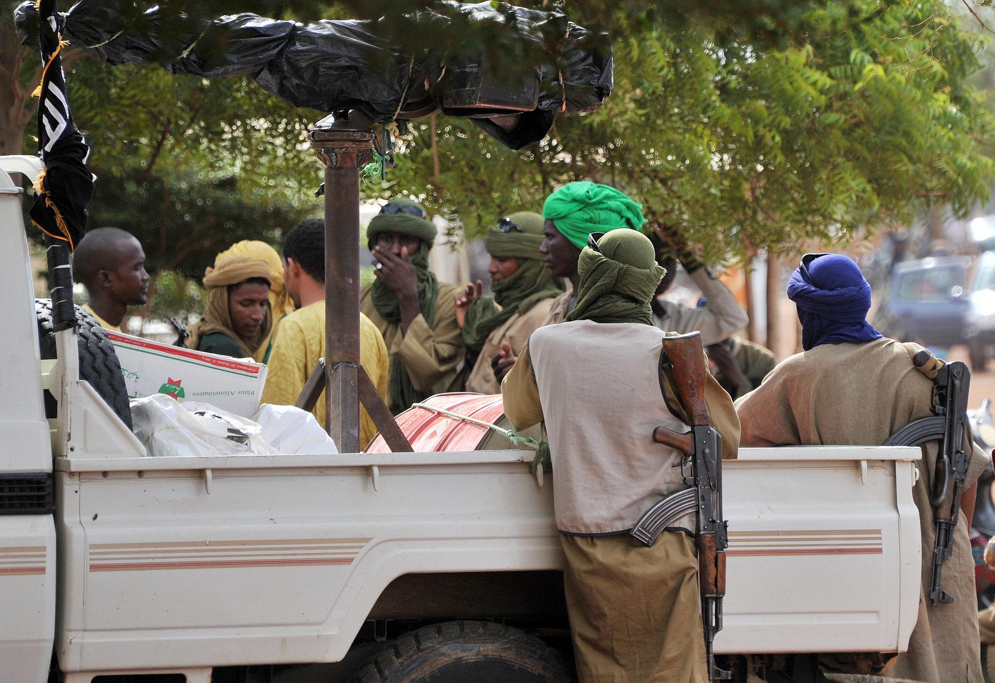 Cientos de yihadistas extranjeros llegan al norte de Mali dispuestos a luchar