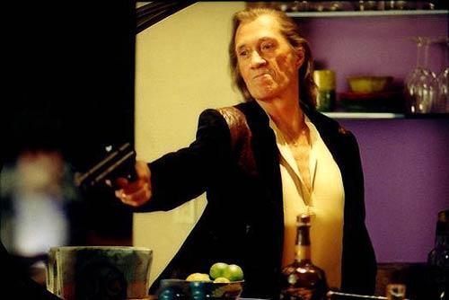 »Kill Bill» rescató a David Carradine