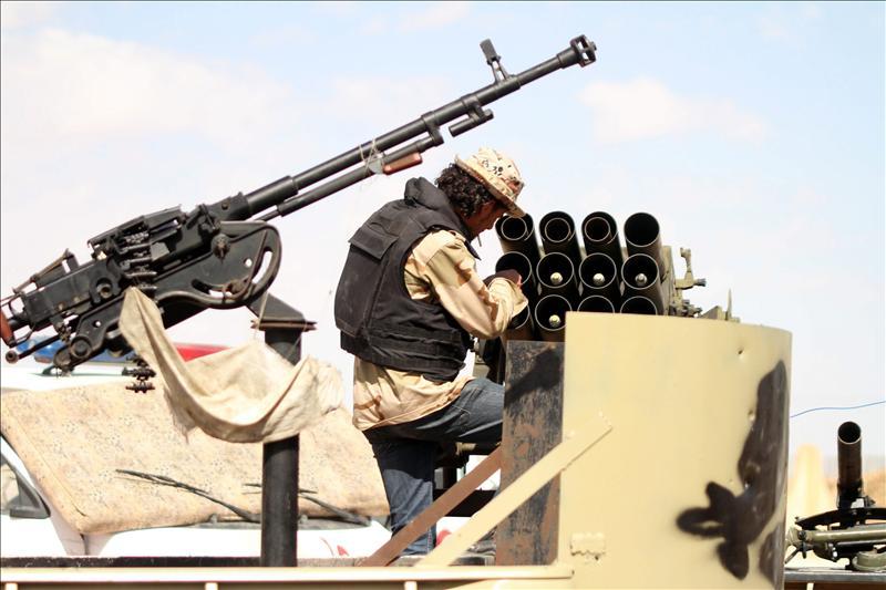 El Ejército libio refuerza su presencia en Bani Walid, una ciudad fantasma