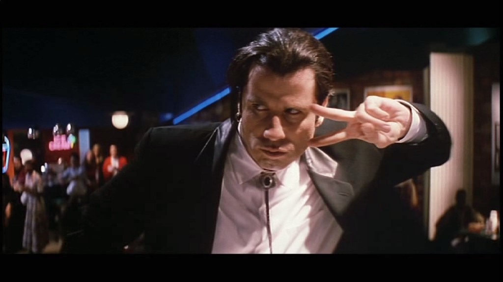 »Pulp Fiction» y Travolta resucitó