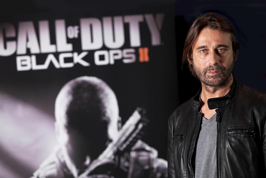 Jordi Mollá participa en el doblaje de Call of Duty: Black Ops II