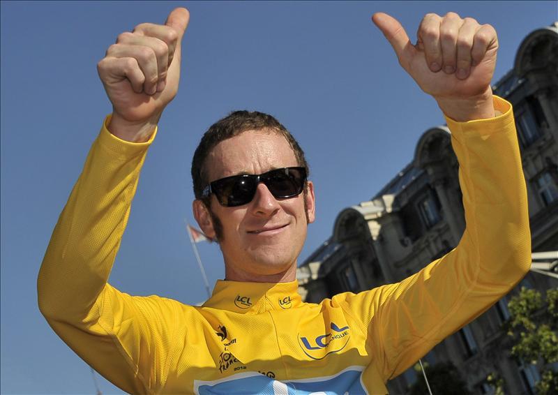 Wiggins: «Armstrong es como Papá Noel, al envejecer comprendes que no existe»