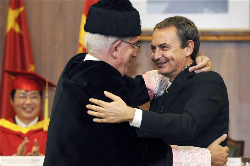 Zapatero dice que quien no se acerque a China no será relevante en el mundo