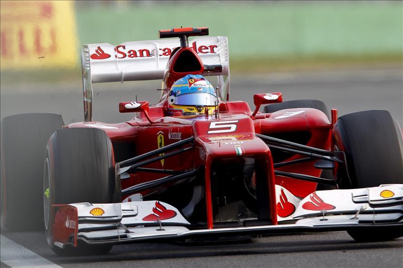 Alonso dice que está en «una posición realmente buena» para ganar el Mundial