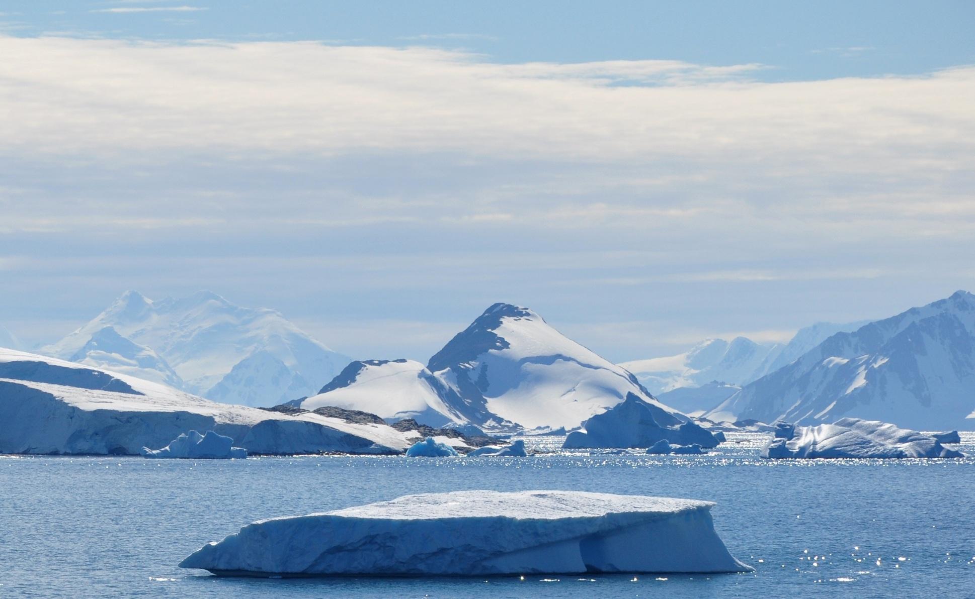 El calor del verano ha empequeñecido el agujero de la capa de ozono en la Antártida