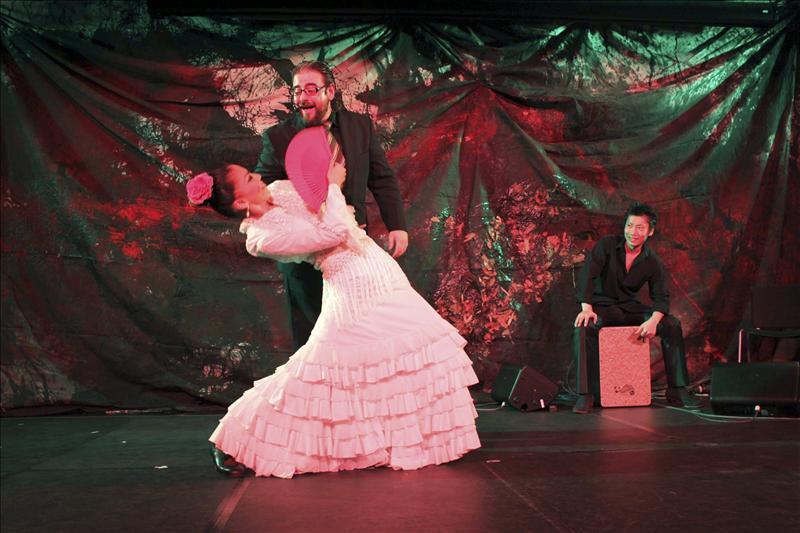 Arranca en Tokio la primera Cumbre Flamenca de Japón