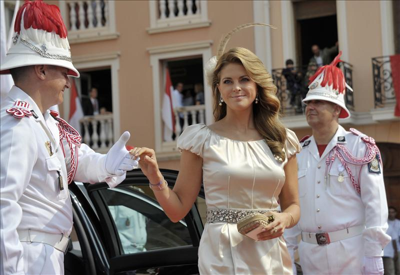 La Casa Real sueca anuncia el compromiso de la princesa Magdalena