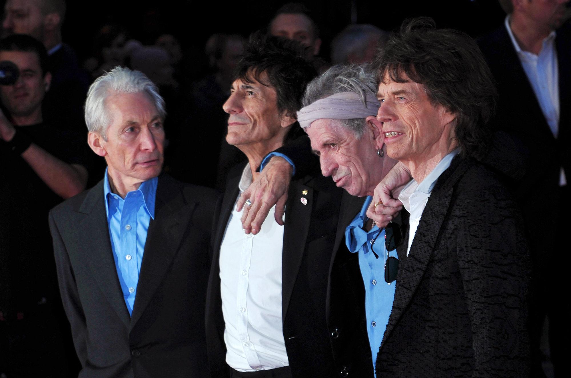 Los Rolling Stones tocarán por sorpresa hoy en París
