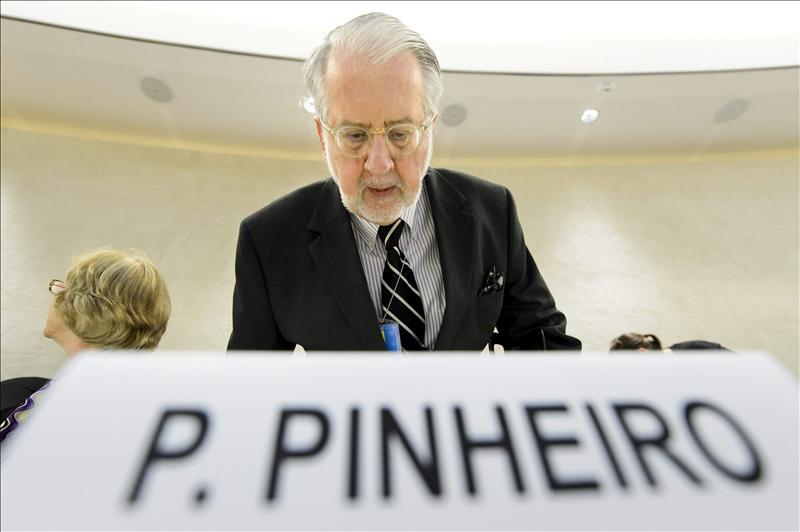 La comisión investigadora de crímenes de guerra de la ONU pide reunirse con Al Assad