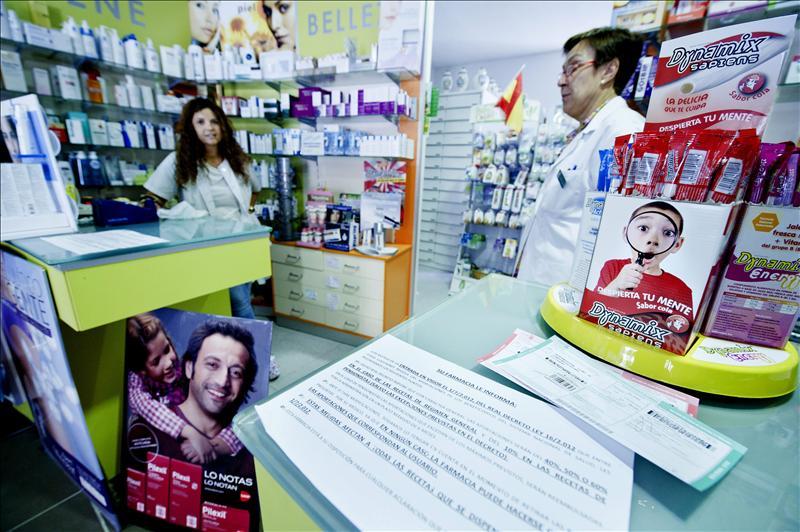 Las farmacias cierran, para protestar contra los impagos en Cataluña