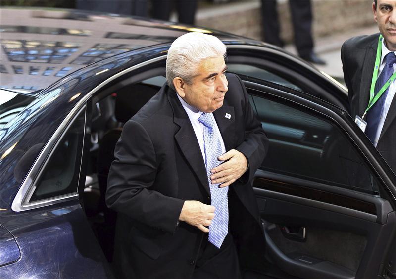 Benedicto XVI recibe en audiencia al presidente de Chipre