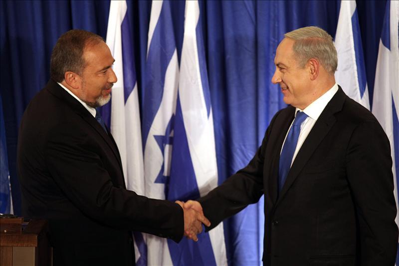 Lieberman aclara que no habrá rotación al frente del gobierno de Israel