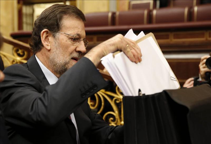 Mariano Rajoy se convierte en el presidente peor valorado de la historia