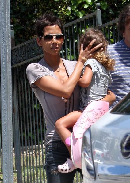 Halle Berry, devastada tras perder la custodia de su hija