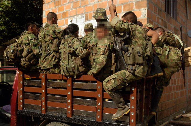Las FARC rompen el alto el fuego unilateral que anunciaron en Colombia