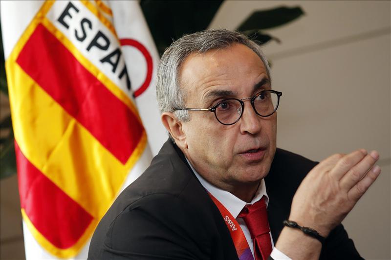 Alejandro Blanco: «Madrid 2020 es la mejor candidatura y es de toda España, ya nos toca»