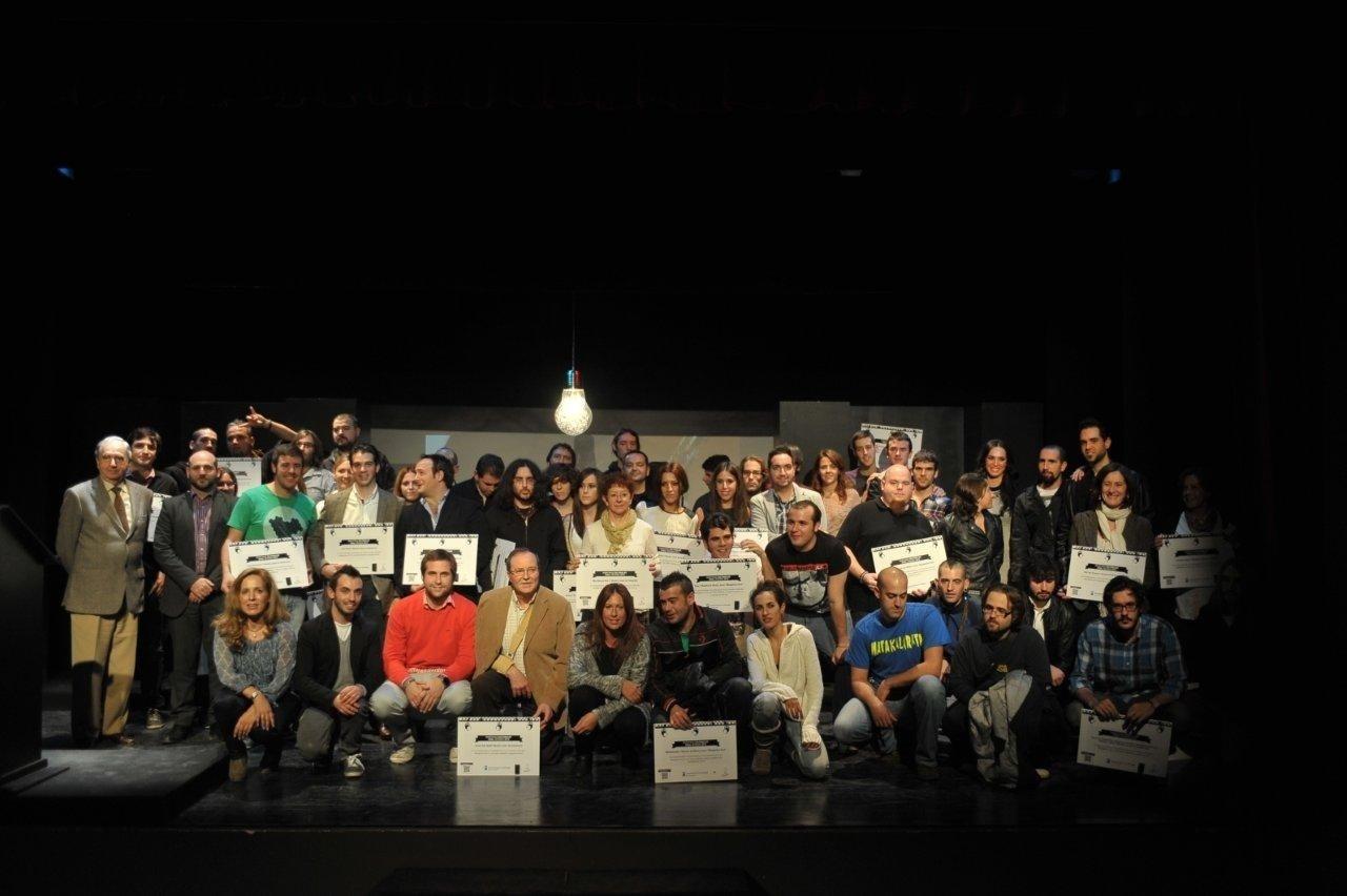 MálagaCrea 2012 echa el telón con la entrega de los premios a los ganadores de 11 muestras y 40 disciplinas