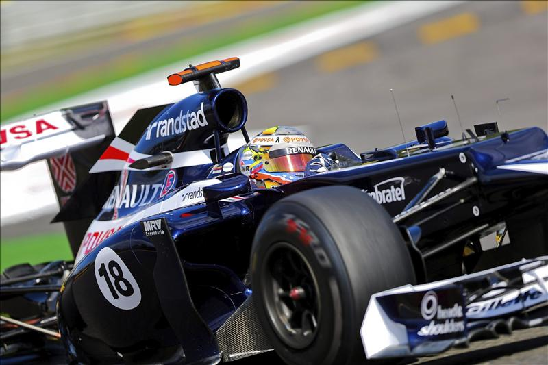 La FIA sanciona a Maldonado y Alonso saldrá séptimo