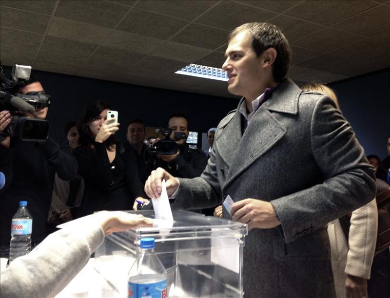 Ciutadans duplica votos en el municipio de Rivera, donde ganan CiU y ERC