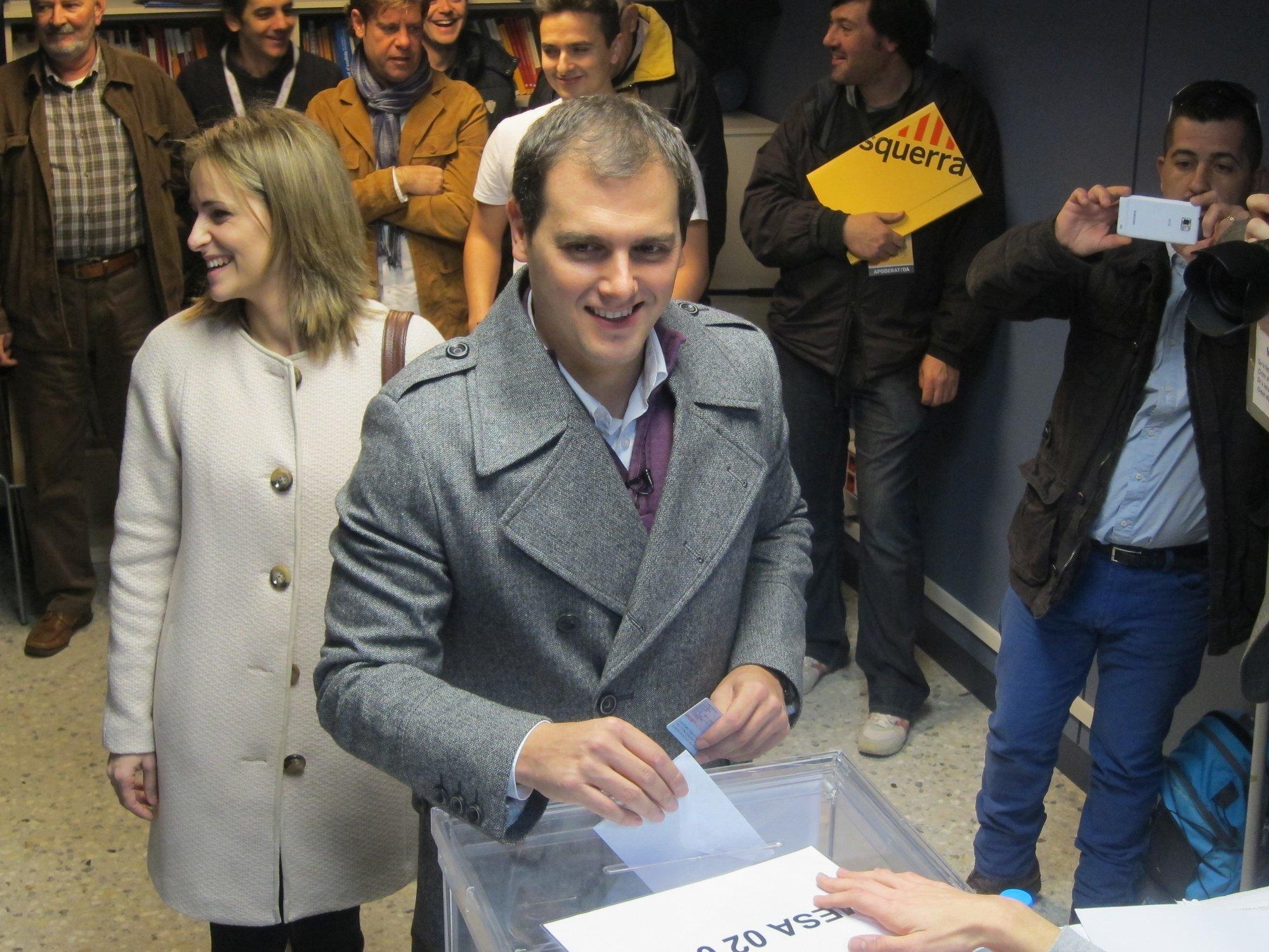 Albert Rivera, el candidato más joven que logra triplicar resultados