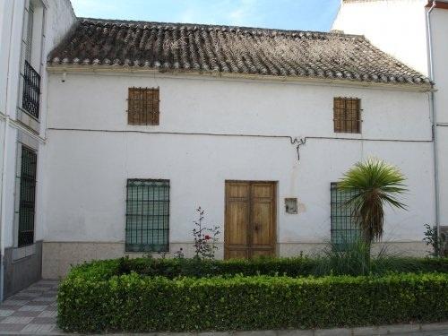 Consorcio Vega-Sierra Elvira prevé cerrar en enero la compra de la casa que inspiró a Lorca para Bernarda Alba