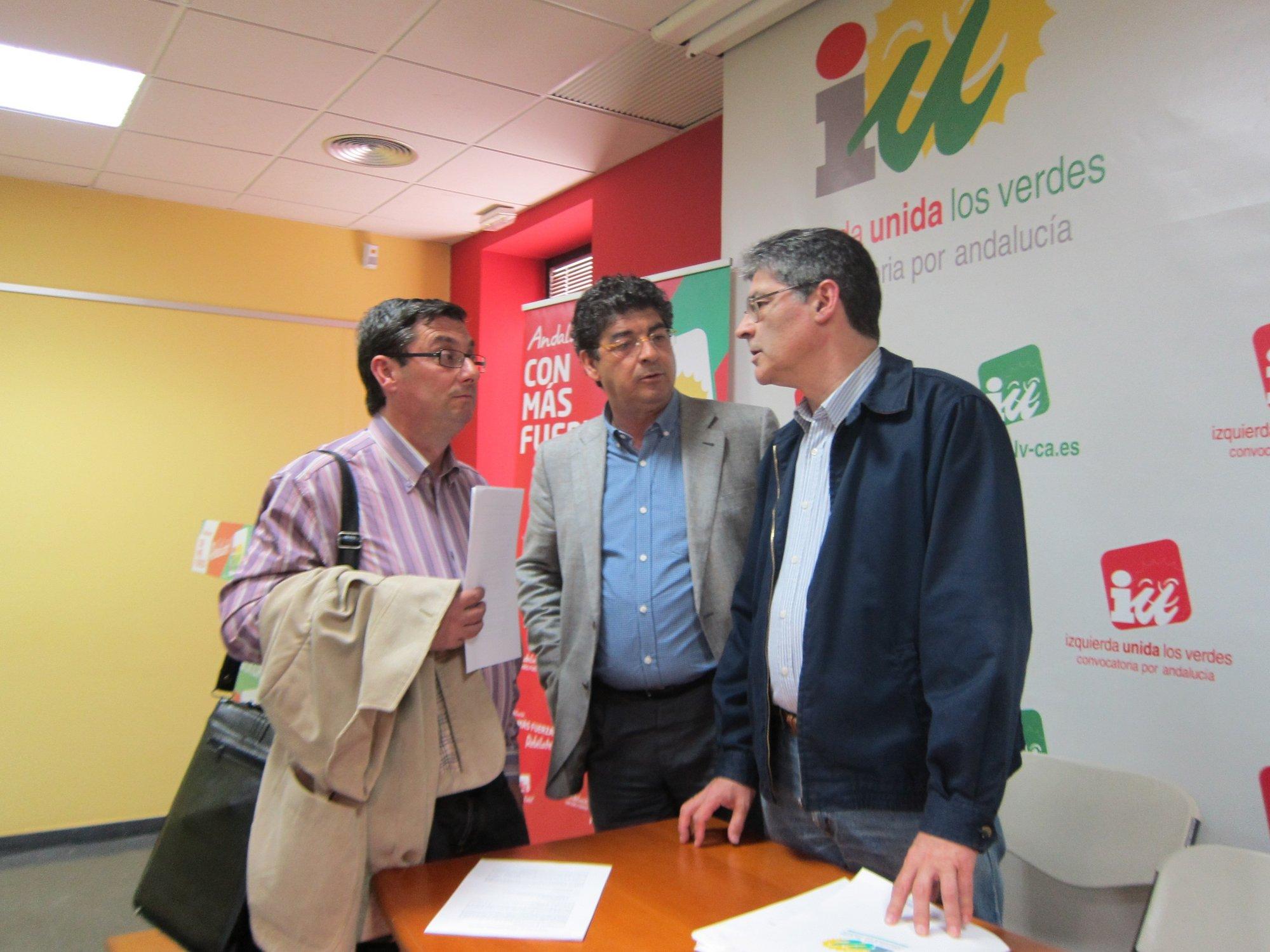 IU celebra el próximo sábado en Córdoba su XVIII Asamblea Andaluza para elegir a los delegados a la X Asamblea Federal