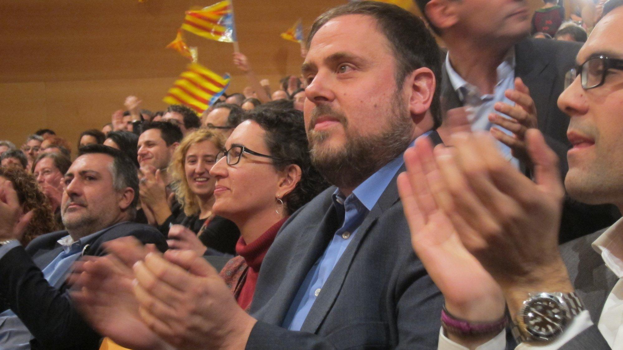 Junqueras, un historiador y alcalde mileurista que rescata a ERC del abismo